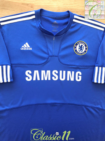 2009/10 Chelsea Home Football Shirt (XL)