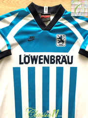 1995/96 1860 Munich Home Football Shirt (B)