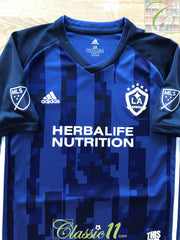 2019 LA Galaxy Away MLS Football Shirt (Y)