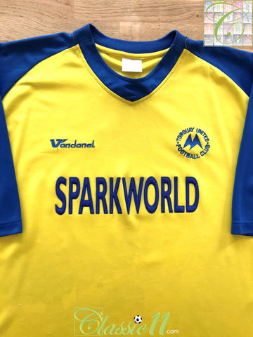 2005/06 Torquay United Home Football Shirt (XXL)