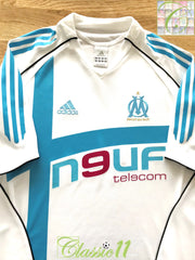 2005/06 Marseille Home Football Shirt (M)