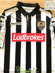 2015/16 Notts County Home Football Shirt (M)