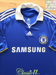 2008/09 Chelsea Home Football Shirt (S)