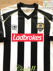 2016/17 Notts County Home Football Shirt (L)