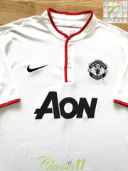 2012/13 Man Utd Away Football Shirt (S)