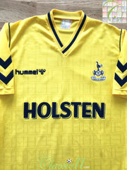 1988/89 Tottenham Away Football Shirt (XL)