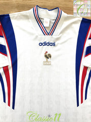 1996/97 France Away Football Shirt (L)