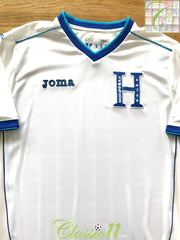2014/15 Honduras Home Football Shirt (M)