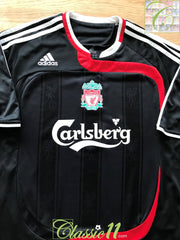 2007/08 Liverpool 3rd Football Shirt (M)