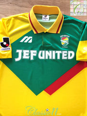 1993/94 JEF United Home J.League Football Shirt (S)
