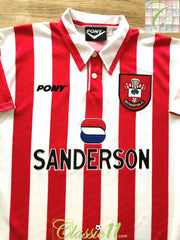 1995/96 Southampton Home Football Shirt (XL)