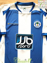 2008/09 Wigan Athletic Home Football Shirt (M)
