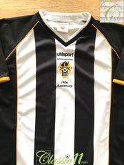 2002/03 Notts County Home Football Shirt (M)