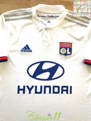 2019/20 Lyon Home Football Shirt (S)