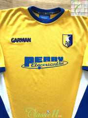 2004/05 Mansfield Town Home Football Shirt (L)