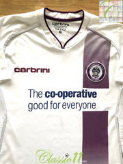2011/12 Rochdale Away Football Shirt (M)