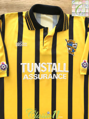 1996/97 Port Vale Away Football league Shirt (L)