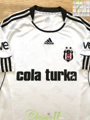 2010/11 Beşiktaş Away Football Shirt (XXL)