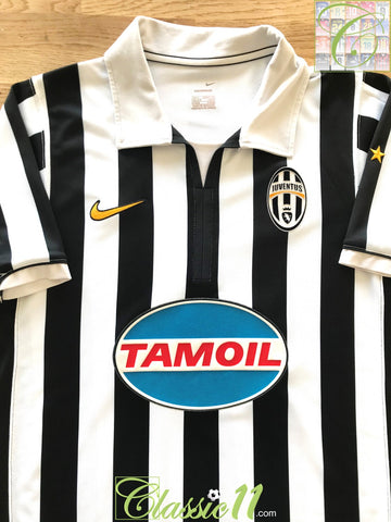 2006/07 Juventus Home Football Shirt (S)