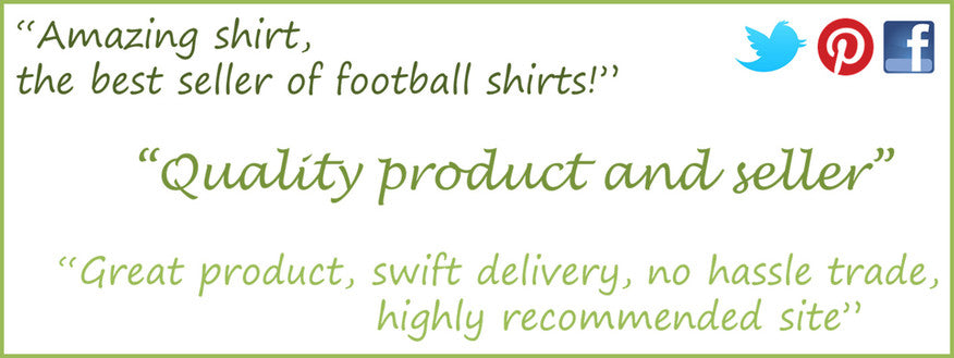 Classic11 Football Shirts Customer Reviews