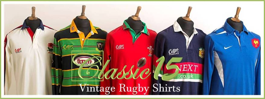 Classic Rugby Shirts