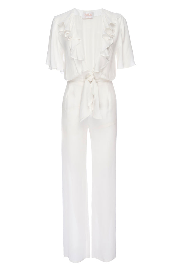 Frilly Jumpsuit
