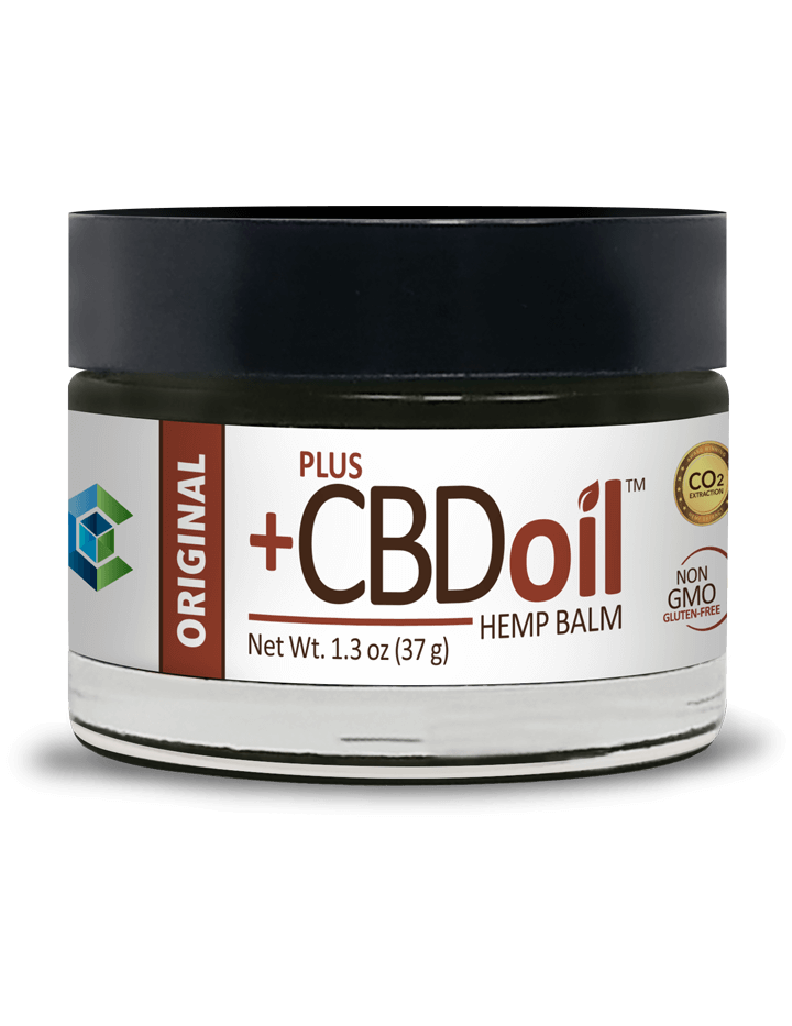 Balm - 50mg - Original - PLUSCBD™ Oil