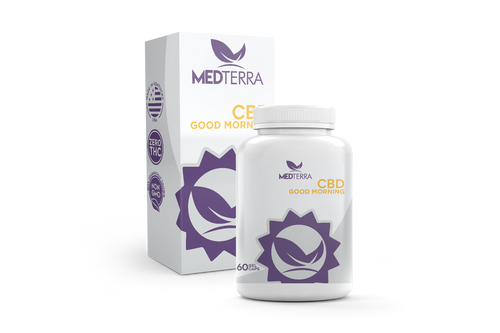 25mg Good Morning Capsules - MedTerra