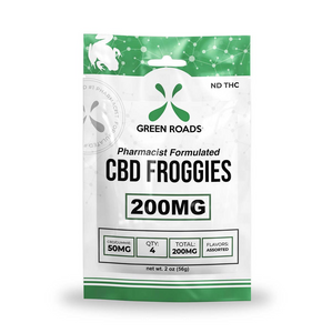 200MG Froggies - Green Roads