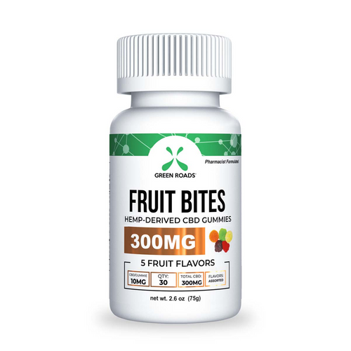 300MG Fruit Bites (30 DAY) - Green Roads