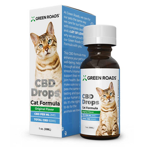 60MG CAT FORMULA - Green Roads