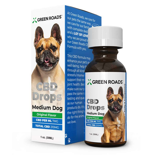 210MG MEDIUM DOG - Green Roads