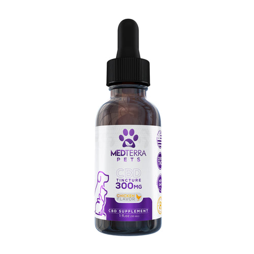 MedOil Pet Chicken 300mg - MedTerra