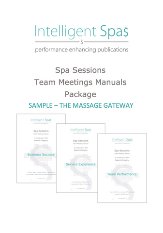 Massage Gateway Sample