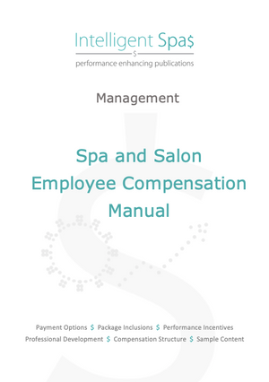 Spa and Salon Employee Compensation Manual