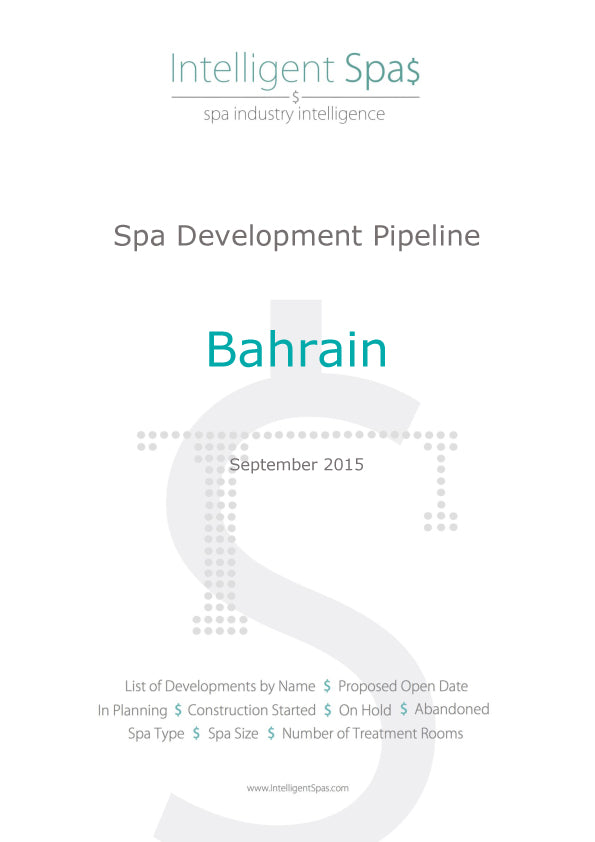 Bahrain Spa Development Pipeline Report