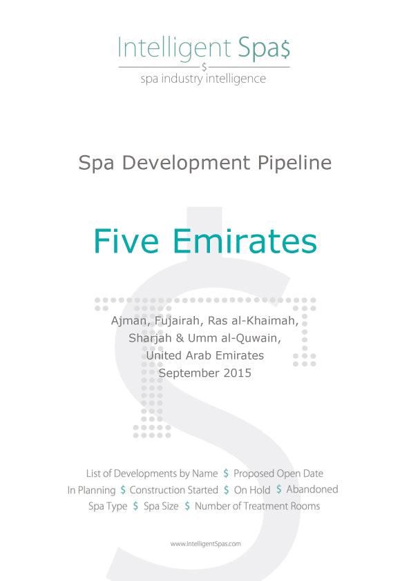 Five Emirates Spa Development Pipeline Report