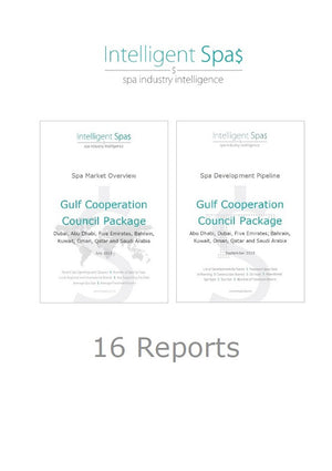 GCC Spa Market Overview and Spa Development Pipeline Reports Package