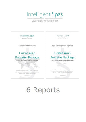 UAE Spa Market Overview and Spa Development Pipeline Reports Package