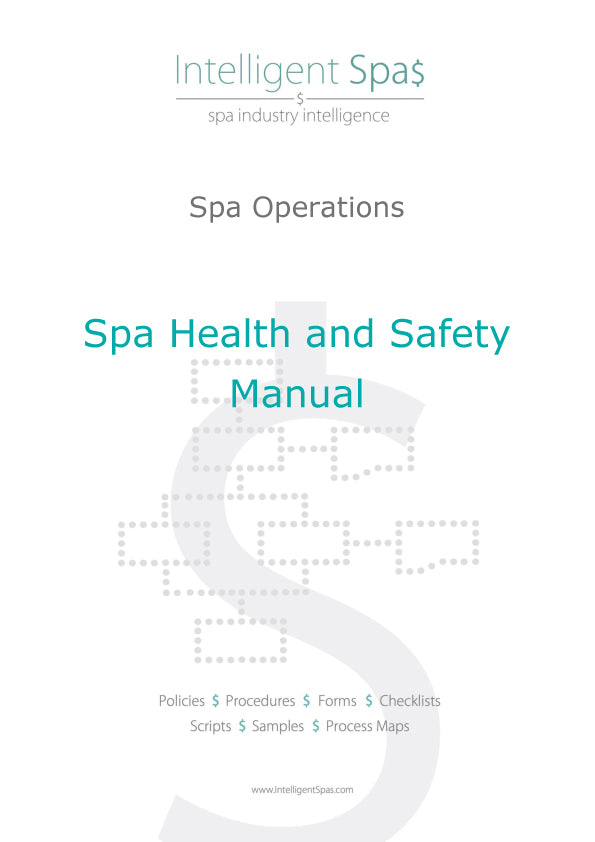 Spa Health and Safety Manual