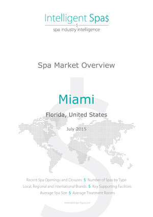 Miami Spa Market Overview