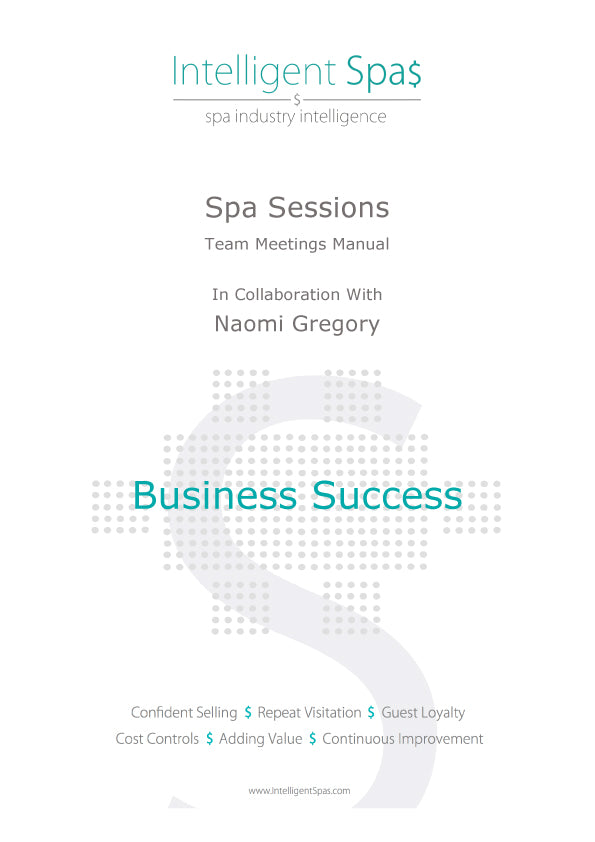 Spa Sessions Business Success
