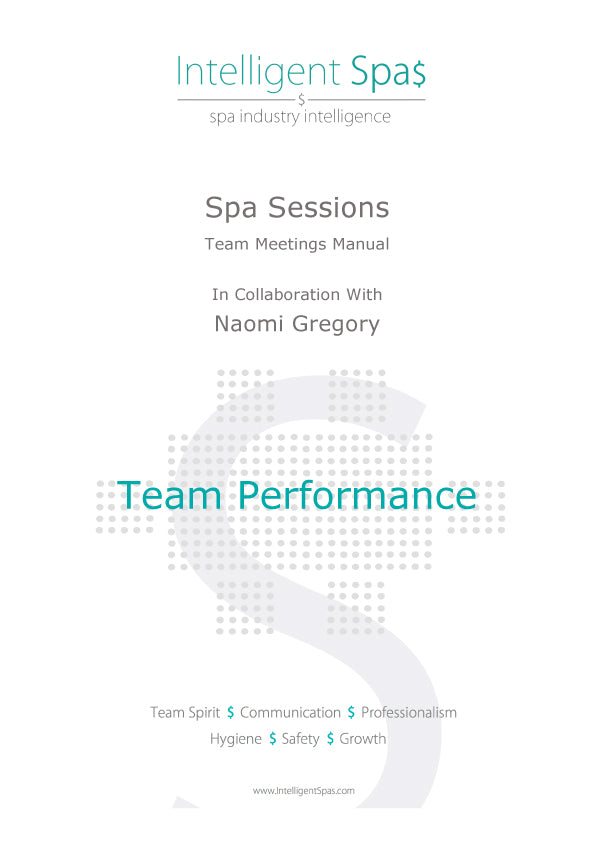 Spa Sessions Team Performance