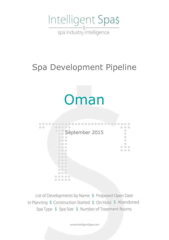 Oman Spa Development Pipeline Report