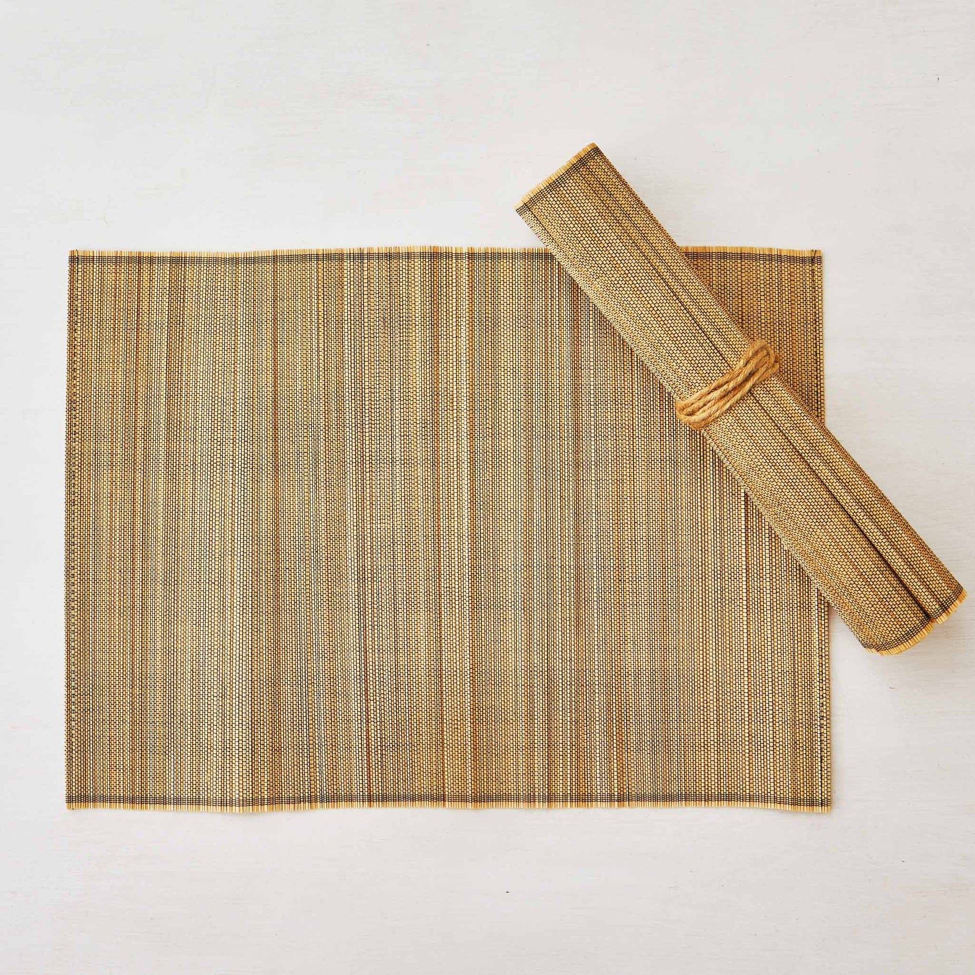 BAMBOO PLACEMATS - SET of 4