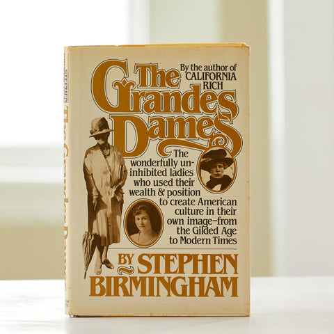 THE GRANDES DAMES