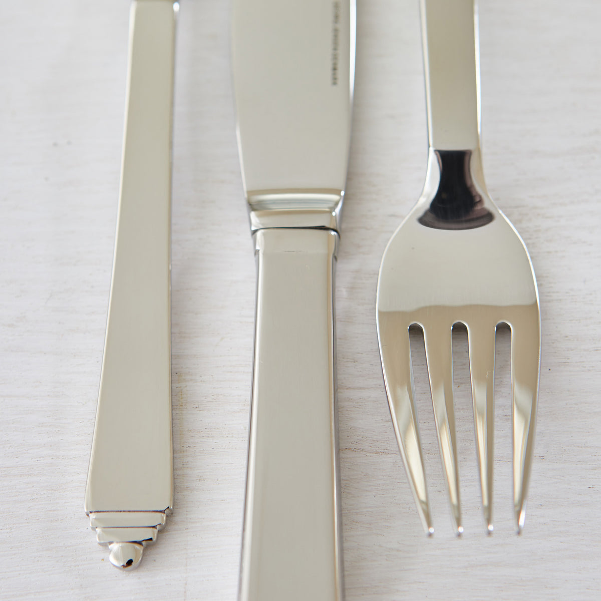 GEORG JENSEN PYRAMID CUTLERY SET