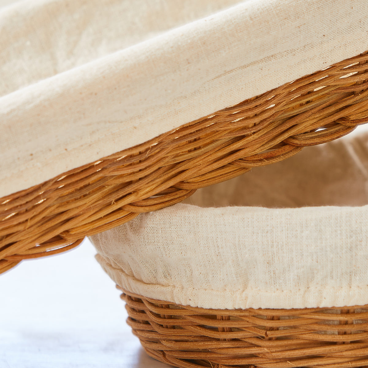 OBLONG BREAD BASKET