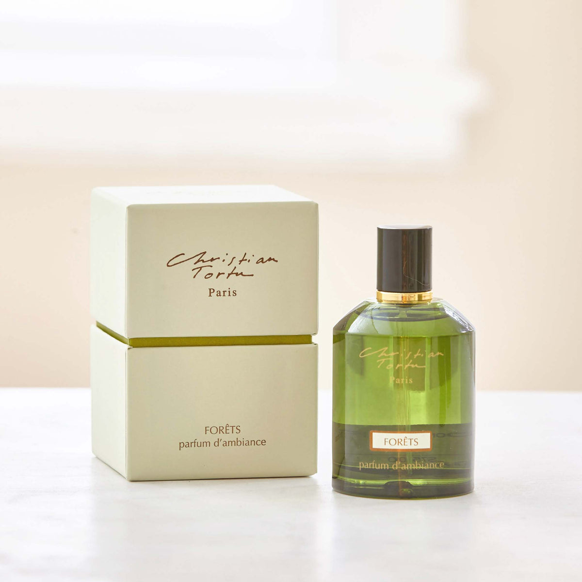 CHRISTIAN TORTU FORETS HOME FRAGRANCE COLLECTION