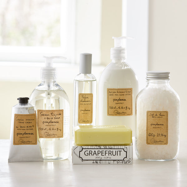 GRAPEFRUIT BATH, BODY & HOME COLLECTION